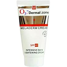 O3+ Dermal Zone Meladerm Intensive Skin Lightning Cream(50 Ml)