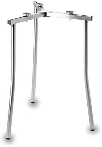 Lacor 63700, Soporte para Paellero Butano, Aluminio, Gris, 56 cm
