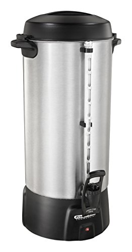 100 cup coffee maker urn - 1