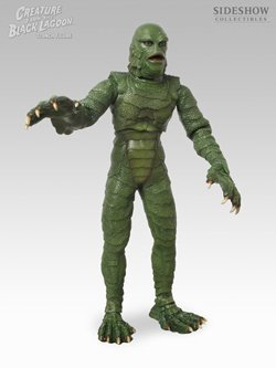 the black lagoon Creature figure from