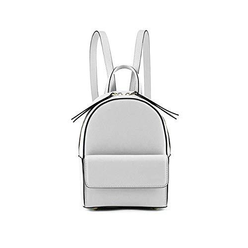 Bolsa Tendencia Mujeres Compras Blanco Mini De Salvaje Simple Mochila Las Lindo Estudiante wtSZxz7zq