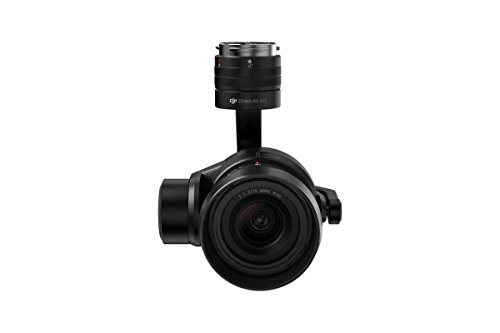 DJI CP.ZM.000496 ZENMUSE X5S Micro Four Thirds Aerial Camera, Black