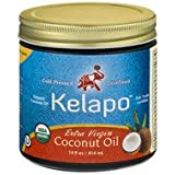 Kelapo Extra Virgin Coconut Oil, 14 Ounce