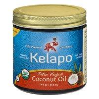 Kelapo Extra Virgin Coconut Oil, 14 Ounce by Kelapo