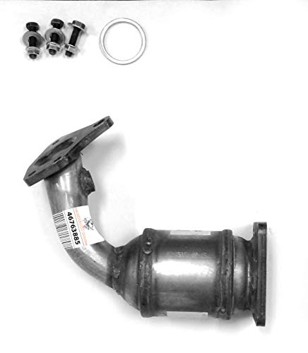 TED Direct-Fit Catalytic Converter Fits: 2009-2014 Nissan Murano 3.5L BANK 1 Catalytic Converter (2009 Nissan Murano Bank 1 Catalytic Converter)