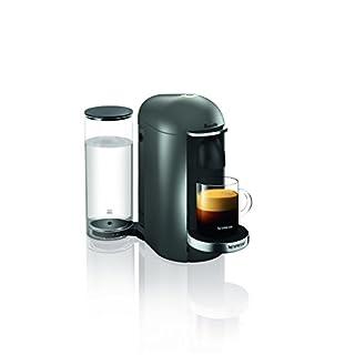 Nespresso VertuoPlus Deluxe Coffee and Espresso Machine by Breville - Titan (B01MZCPZ09) | Amazon Products