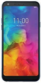 LG Q7 Plus Q610TA 5.5in 64GB T-Mobile Android Smartphone – Morrocan Blue (Renewed)