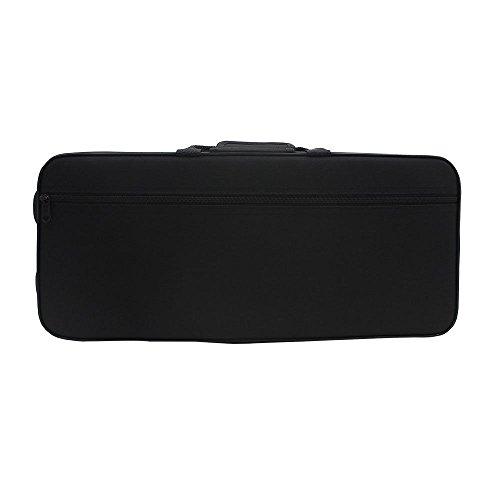 New Fashionable Musical Trumpet Hard Case Big Bag Case Black by Unbranded* (Image #2)