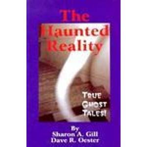 book cover of The Haunted Reality