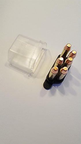 QuickLoad Speedloader, StripLoader and QuickCase for 6-Shot Revolvers
