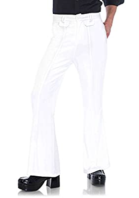 Leg Avenue Men's Bell Bottom Pants, Men's Pants