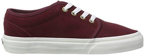 Rouge Vintage Vintage Sneakers U Vulcanized Hautes Vans 106 Adulte Win Mixte pwg4ZHq