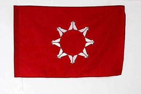 AZ FLAG Bandera de los SIUX Oglala 150x90cm para Palo - Bandera DE ...