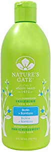 Nature's Gate, Conditioner, Enriching, Biotin Bamboo, 18 fl oz (532 ml)