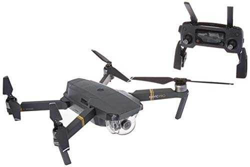 DJI Mavic Pro Refurbish Mini Portable Drones Quadcopter (Renewed)