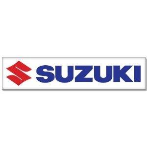 SUZUKI Motorcycle racing MOTO fairing sticker 7