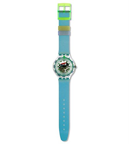 1992 Scuba 200 Swatch Watch Blue Ice (Scuba 200 Swatch Watch)