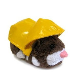 Zhu Zhu Pets Series 2 Hamster Outfit Raincoat with Hat Hamster NOT Included! ()