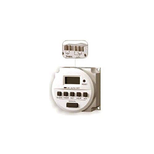 CDVI C2R reloj digital para Digicodes CDVI C2R TH827 fuente de alimentación: Amazon.es: Bricolaje y herramientas