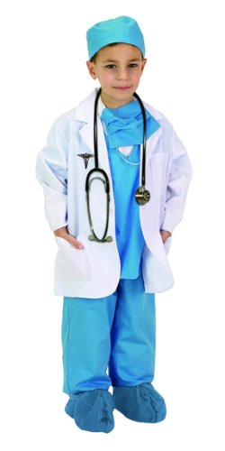 Aeromax Jr. Physician, Blue (Child 2-3)