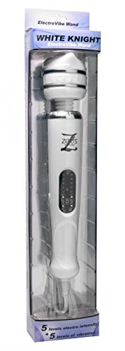 ZEUS エレクトロバイブワンドの外箱