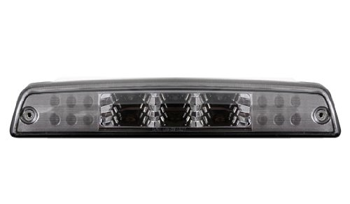 Recon 264117BK LED Third Brake Light Kit 1994-2001 Dodge RAM 1500 & 1994-2002 RAM 2500/3500 - Smoked Lens (Dodge Ram Recon Led)