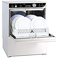Jet-Tech Systems X-33 Stainless Steel Low Temperature Undercounter Dishwasher