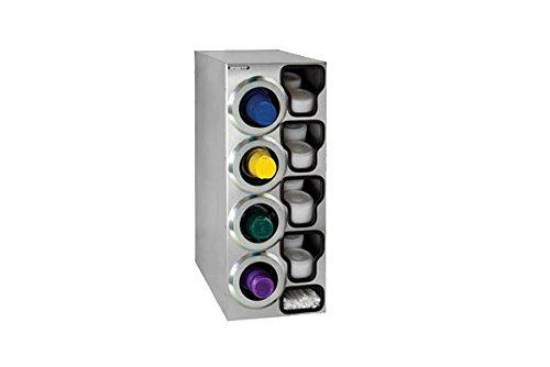 Dispense Rite STL-C Stainless Steel Countertop Combination D
