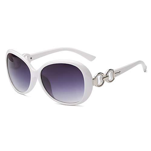 de personnalité Femmes Sport Femme de rétro pour Couleur B Nouvelle Version C soleil Street coréenne Shooting Des lunettes Lunettes de Soleil OwBSwqYnP