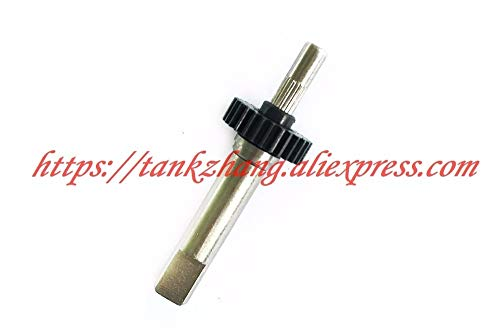 - Hockus Accessories 3838/3838-1 RC Tank Snow Leopard 1/16 Spare Parts No.58mm Power Alloy Gear Driving Shaft