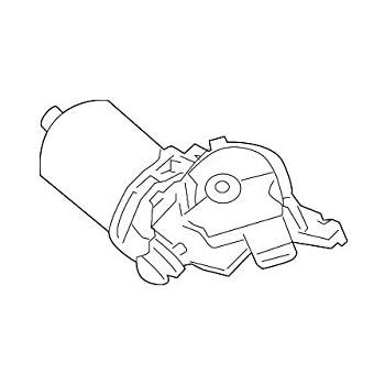 Amazon Com Kia 98110 2f000 Windshield Wiper Motor Automotive