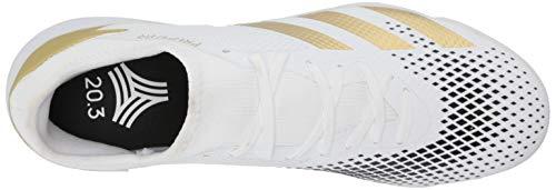 adidas Predator 20.3 I Indoor Soccer Shoe Mens 5