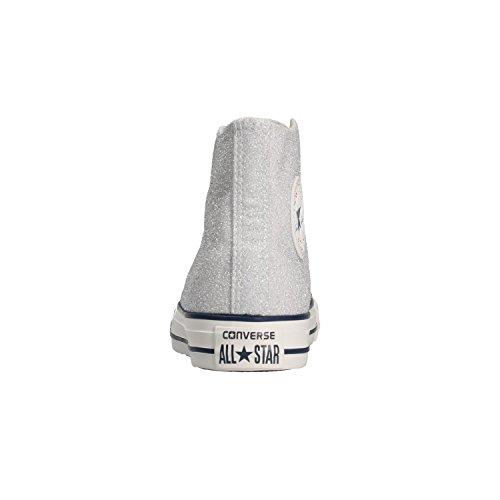 Alte Hi Star Scarpe Converse All Donna 560951c Silver Sneakers B4UXWZPq