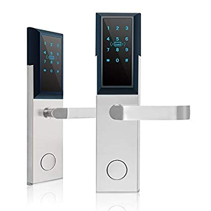 Amazon.com : Keyless Entry Door Lock by Kutir - Smart RFID, Digital ...