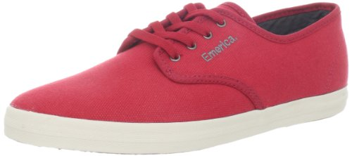 EMERICA Skateboard Shoes WINO Red Size 11.5