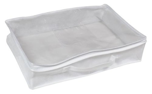 Foster-Stephens, inc Reusable Zip Pak Non-Woven PP Underbed Storage Bag-Extra-Large