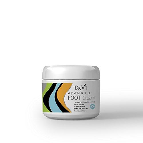 Dr Advanced Foot Cream Rejuvenates