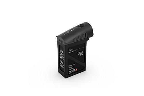 DJI TB48 Intelligent Flight Battery (5700mAh, Black) for the DJI Inspire 1 Pro Black Edition