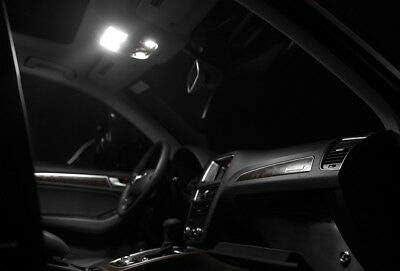 KIT LED INTERNI DELTA 844 COMPLETO FULL WHITE 6000K