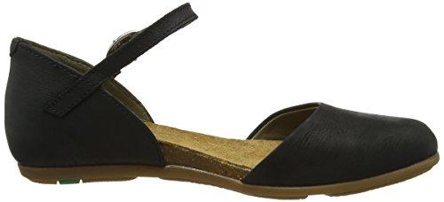 caviglia nero donna cinturino Nd54 nero Nd54 Sandalo El alla Naturalista w0XvFxqH
