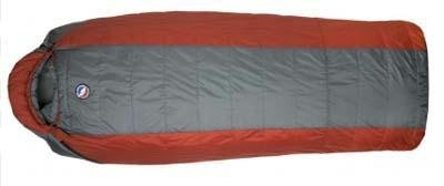 Big Agnes Hog Park 20-Degree Sleeping Bags (Quallofil), Long Right Zipper, Outdoor Stuffs