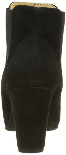 Chaussure Dames Dours Bottes Darbre Hannah Court Noir (noir)
