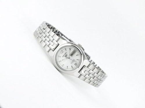 [セイコー]SEIKO SYMK31J1 セイコー5 セイコー ファイブ シルバー レディース 腕時計 自動巻き 日本製 [並行輸入品]