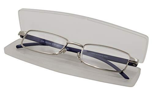 Able Vision Reading Glasses - Slim Reader Navy/+1.75-R14156NVY175
