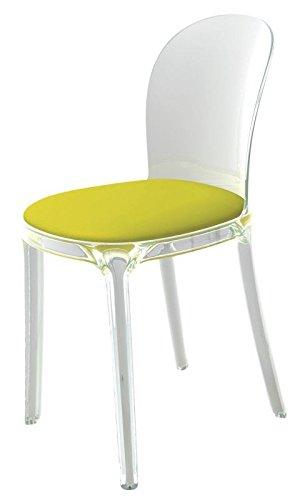 Sedie Trasparenti Seconda Scelta.Magis Vanity Chair N 2 Sedie In Policarbonato Trasparente Con