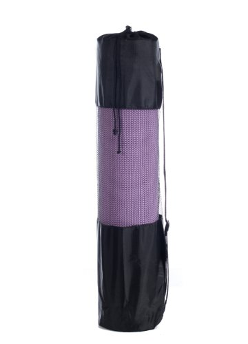 Yoga Pilates Mat Bag Black by BAGS FOR LESSTM