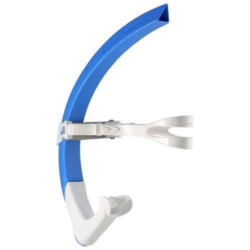 MP Michael Phelps Focus Swim Snorkel, Blue White
