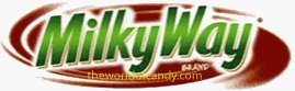 Milky Way Candy Bars (Pack of 36) (Candy Milky Way Bar)