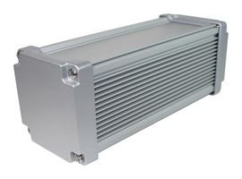 Metal Enclosure, EMC, Heavy Duty, Waterproof, Heat Resistant, Heat Sink, Aluminium, IP67, 86.3 mm by TAKACHI