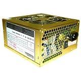 CIT 600w Gold 12CM Silent Atx Power Supply
